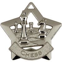 Mini Star Chess Medal</br>AM714S